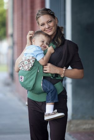 Ergo Baby Carrier Mom
