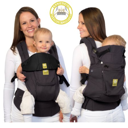 Lillie Baby Ergo Design Carrier