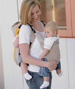 Twin Baby Carrier For BABES