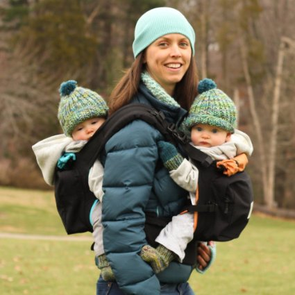 2cad08579c3 The Best Twin Baby   Double Baby Carrier