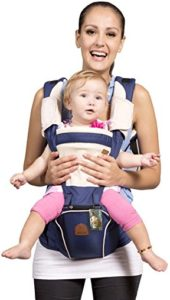 Bebamour Outward Facing Baby Carrier