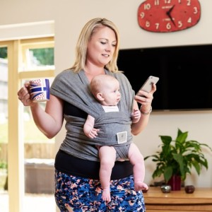 Premium Baby Carrier for plus sized moms