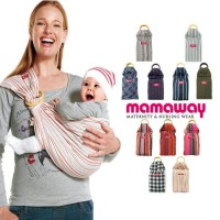 Mom Away Ring Sling Baby Carrier