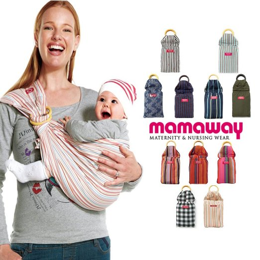 How To Wear A Ring Sling Reviews Baby Carrier Review Guide