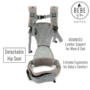 Yokohama Baby Hip Seat Carrier