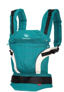 Blue Manduca Baby Carrier