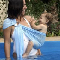 KisKise Waterproof Baby Carrier