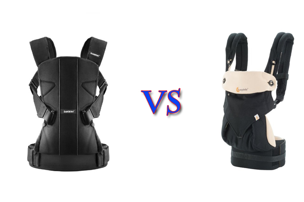baby bjorn one vs ergobaby