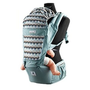 Cabbage Color Pognae Baby Carrier