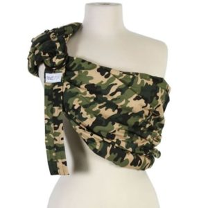 Camo Baby Wrap Ring Sling