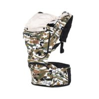 Deer Con Camo Baby Carrier