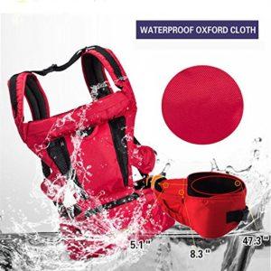 Waterproof Hipseat Carrier