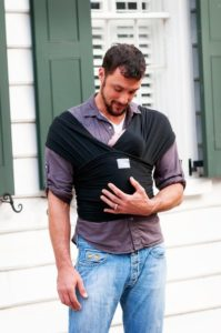 Happy Wrap Baby Carrier For Dads