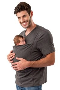 Baby Wearing Shirt For Dads