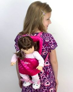 Baby Doll Back Pack Carrier