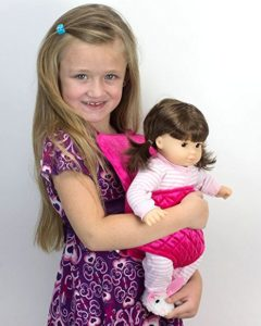 Sofia's Doll Baby Carrier