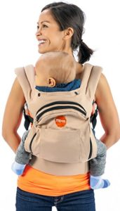 Mo+M Ergonomic Baby Carrier
