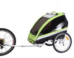 Sepnine Baby Wagon Bike Trailer