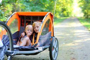 Baby Bike Trailer wagon