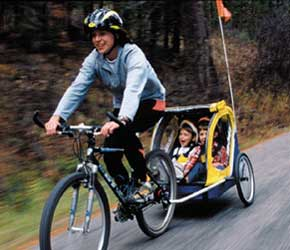 Top Bicycle Trailer Wagons Baby Carrier Review Guide